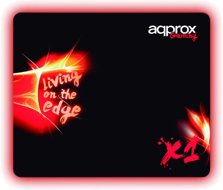 Approx Gaming X1 podložka pod myš, látková