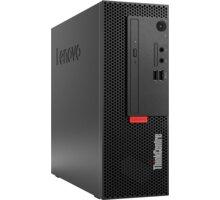 Lenovo ThinkCentre M720e SFF, černá + Microsoft Office 2019 pro domácnosti a podnikatele - 11BDS00Q00