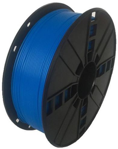 Gembird tisková struna (filament), nylon, 1,75mm, 1kg, modrá