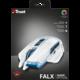 Trust GXT 154 Falx, bílá