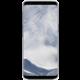 Samsung S8+, Poloprůhledný zadní kryt, stříbrná