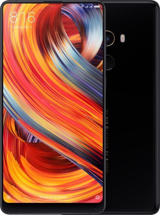 Xiaomi Mi Mix 2 - 64GB, Global, černá