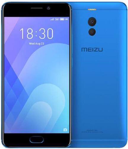 Meizu M6 Note, 32GB, modrá
