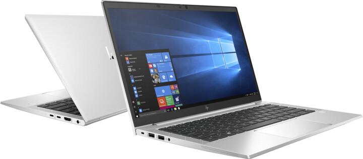 HP EliteBook 835 G7, stříbrná