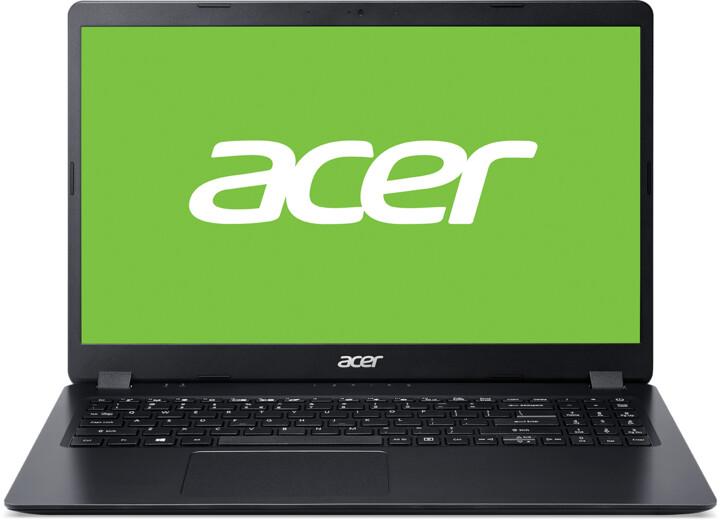Acer Aspire 3 (A315-56), černá