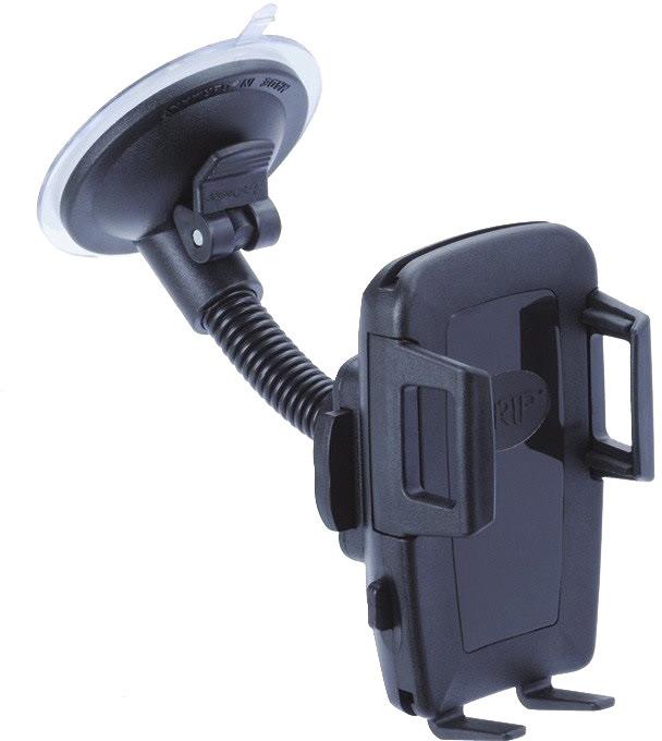 iGrip držák mobilního telefonu Mini Flexer Kit/rychloupínací systém 4QuickFIX/přísavka