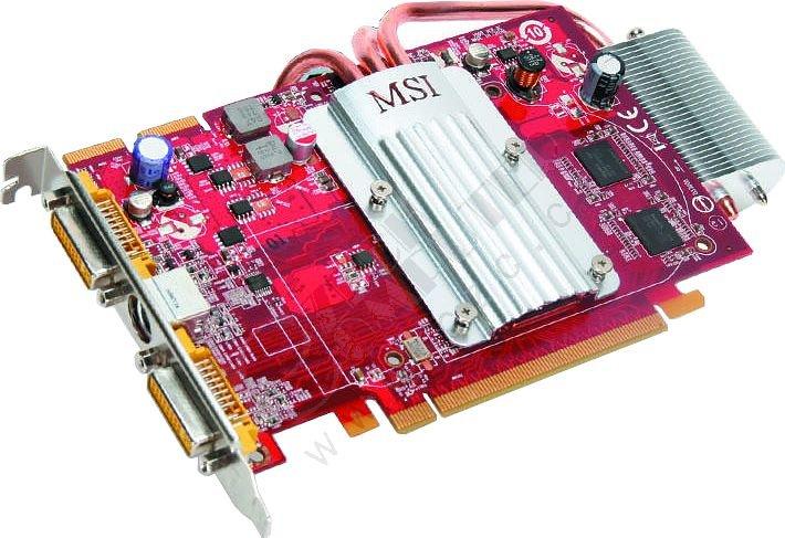 MSI RX2600XT T2D512EZ WINDOWS 7 DRIVER