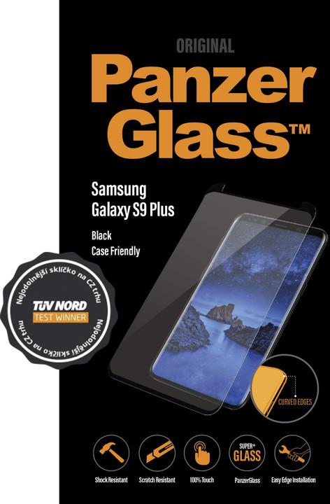 PanzerGlass Edge-to-Edge pro Samsung Galaxy S9+