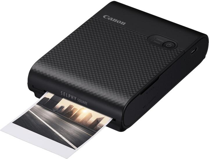 Canon Selphy Square QX10, černá
