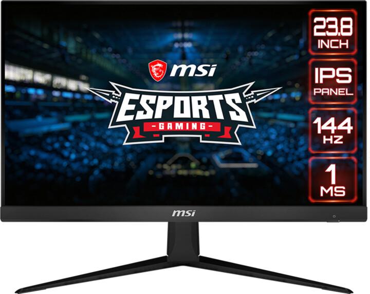 "MSI Gaming Optix G241 - LED monitor 23,8"""