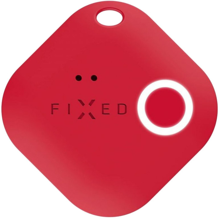 FIXED Key finder Smile s motion senzorem, červená
