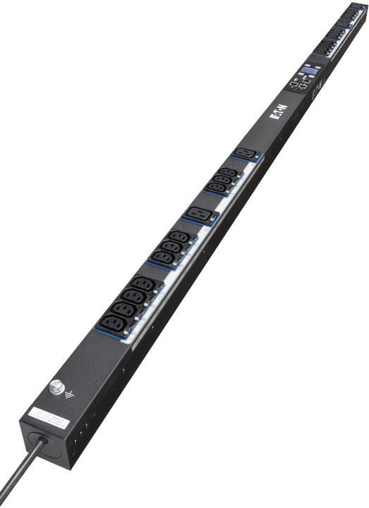 Eaton ePDU, spínanéIEC, 0U, In: IEC 60309 16A 1P, Out: 20xC13:4xC19