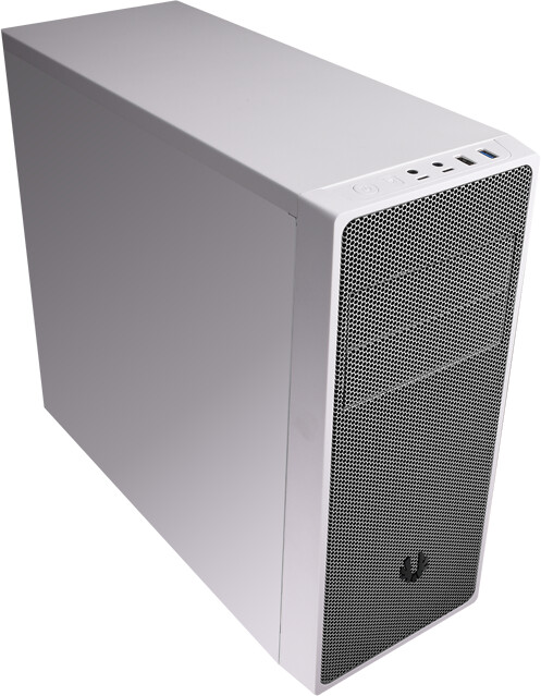 BITFENIX Neos, bílá/stříbrná