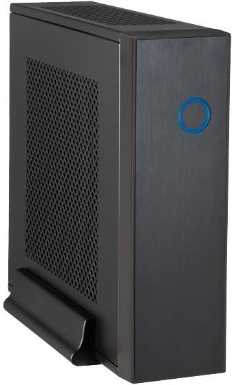 Chieftec Compact IX-03B-120W se zdrojem 120W, černá