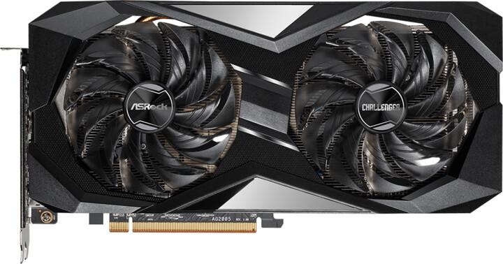 ASRock Radeon RX 6700 XT Challenger D 12GB, 12GB GDDR6