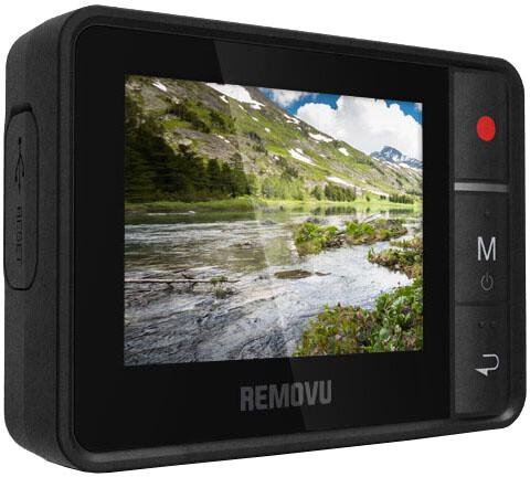 REMOVU R1 - dálkový ovladač pro GoPro