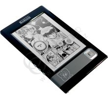 """Bookeen Cybook Gen3 (6"""" E-ink display, 1GB SD s 250 knihami)"""