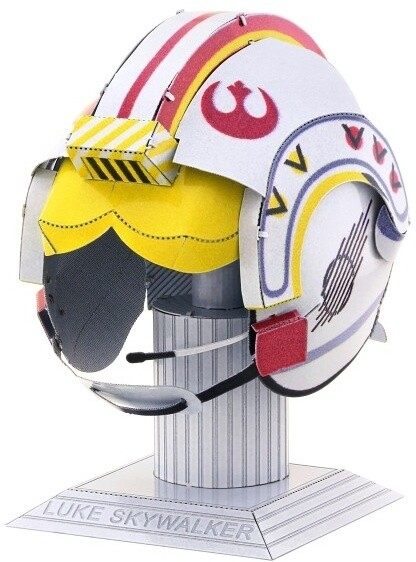 Metal Earth - Star Wars Helmet - Luke Skywalker