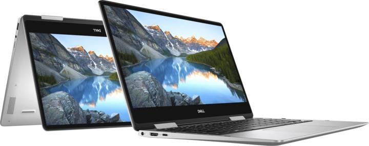 Dell Inspiron 13z (7386) Touch, stříbrná