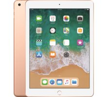 Apple iPad Wi-Fi 32GB, Gold 2018 Apple TV+ na rok zdarma