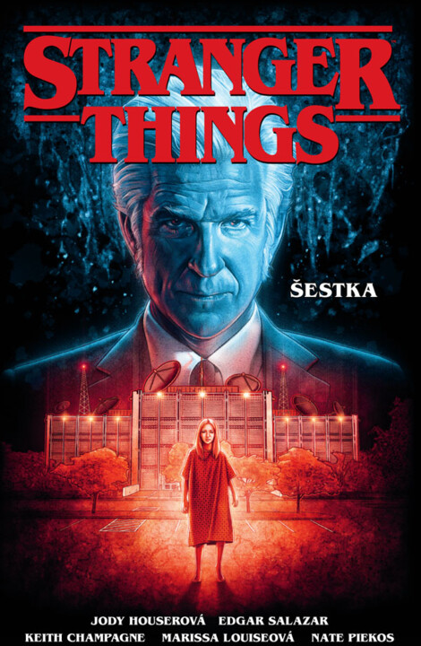 Komiks Stranger Things: Šestka