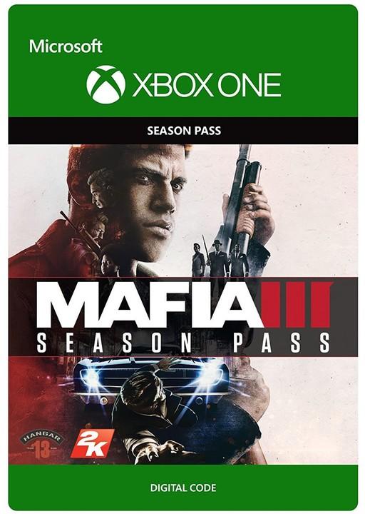 Mafia III - Season Pass (Xbox ONE) - elektronicky