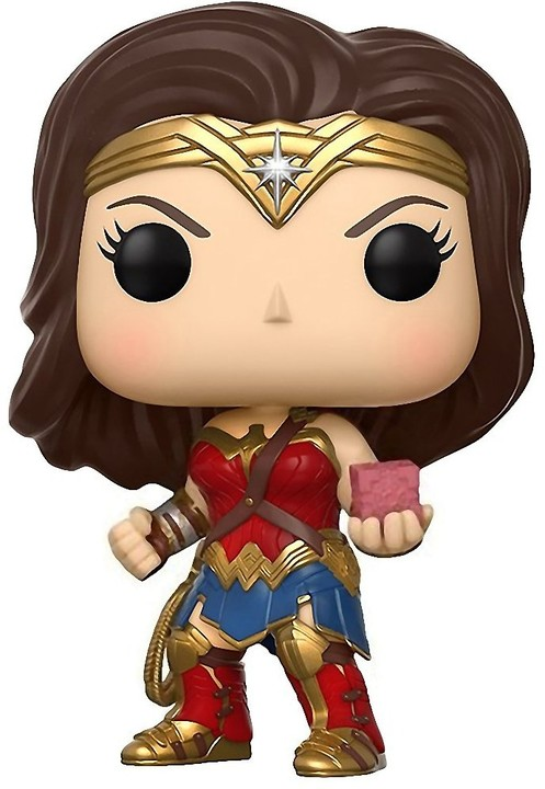 Funko POP! DC Comics - Wonder Woman with Mother Box