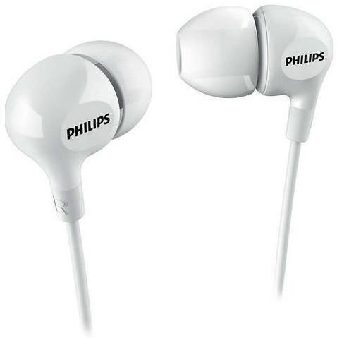 Philips SHE3550, bílá