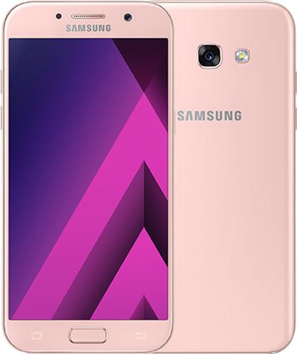 Samsung Galaxy A5 2017, růžová