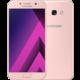 Samsung Galaxy A5 2017, růžová  + Aplikace v hodnotě 7000 Kč zdarma + Cashback 2 000 Kč