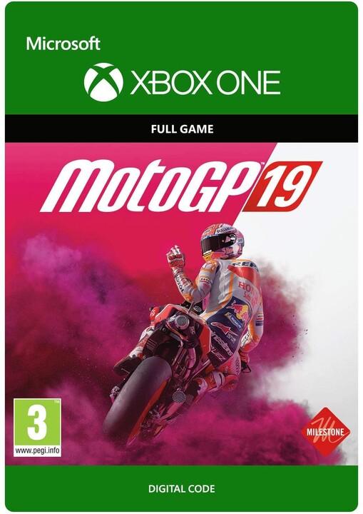 MotoGP 19 (Xbox ONE) - elektronicky