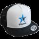 eSuba Snapback bílý