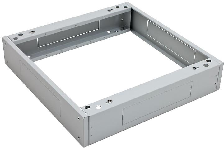 Triton podstavec pod rack RAC-PO-X61-XN, 600x1000mm, s filtrem, šedý