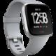 Fitbit Versa - Gray / Silver Aluminum