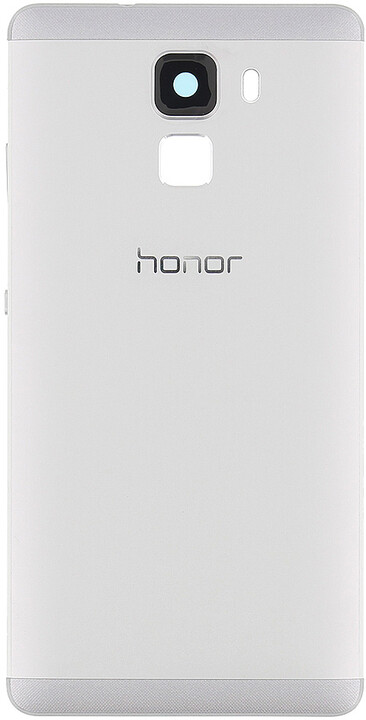 Honor zadní kryt pro Honor 7, stříbrná