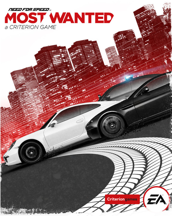 Need for Speed Most Wanted 2 - PS3