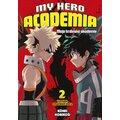 Komiks My Hero Academia - Moje hrdinská akademie, 2.díl, manga