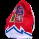 Gym bag - červený se státním znakem v hodnotě 449 Kč