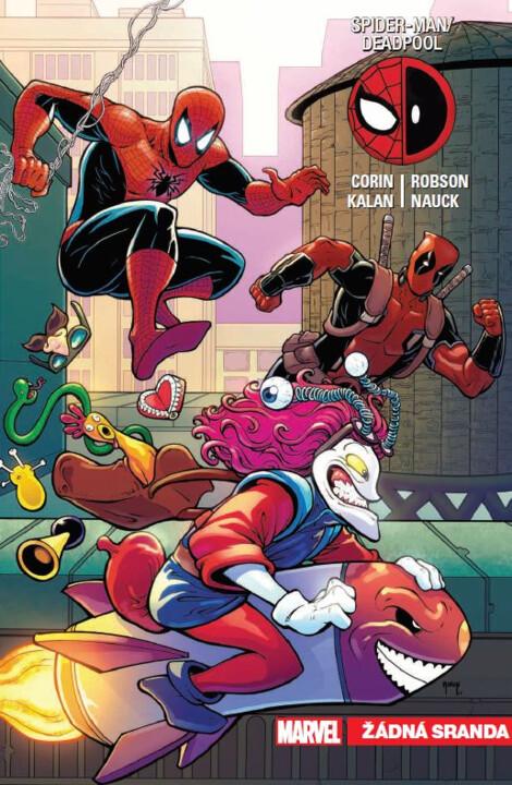 Komiks Spider-Man/Deadpool 4: Žádná sranda