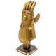 Stavebnice Metal Earth Marvel - Infinity Gauntlet, kovová