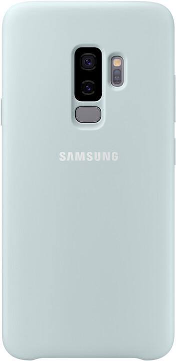 Samsung silikonový zadní kryt pro Samsung Galaxy S9+, modrý
