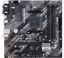 ASUS PRIME A520M-A - AMD A520 - 90MB14Z0-M0EAY0