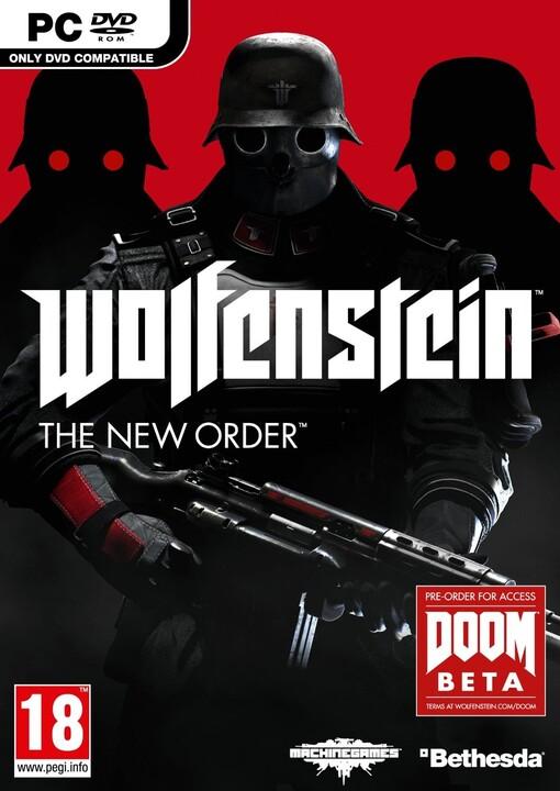 Wolfenstein: The New Order - PC