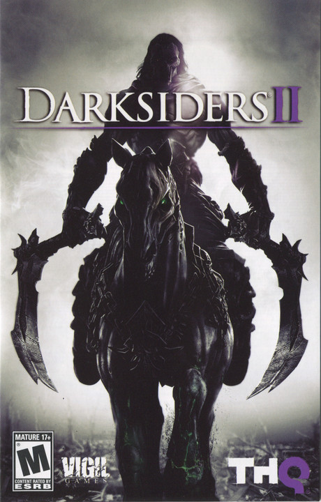 Darksiders 2 - PC