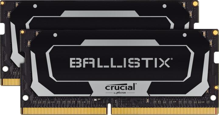 Crucial Ballistix 32GB (2x16GB) DDR4 3200 CL16 SO-DIMM