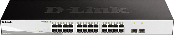 D-Link DGS-1210-26