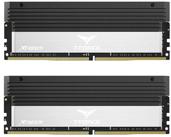 Team T-FORCE Xtreem 16GB (2x8GB) DDR4 3600, silver