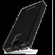 AXAGON Powerbank ALU SLIM 10000mAh 2x QC3.0 výstup, Type-C vstup, LCD displej, černá