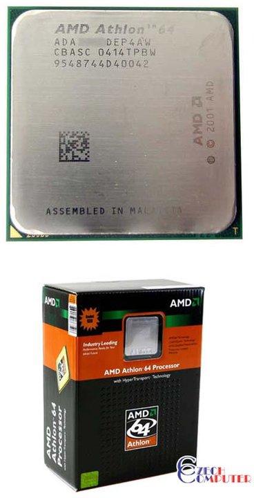AMD Athlon 64 3200+ Venice BOX, 939