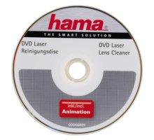 Hama čistič laserového snímače DVD mechaniky (suchý proces) 48499